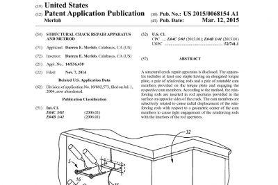 Torque Lock Patent