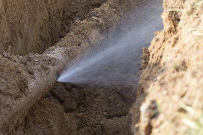 leaky pipe